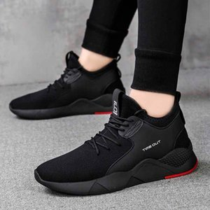 Men Casual Shoes Brand Men Shoes Sneakers Flats Mesh Slip On Loafers Knit Breathable Plus Big Size Spring Autumn #es