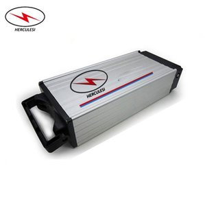 Rear Rack Ebike Li Ion Battery Pack 60V 20Ah Lithium Battery for Electric Bike 1500W use in NCR29PF Cells with 30A BMS