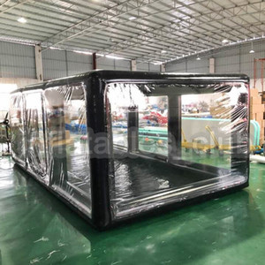 Free Shipping Free Pump Inflatable Car Tent 5x2.5x2m Inflatable Car Showcase For Indoor Or Outdoor Hot Sale Car Cover Capsule Garage