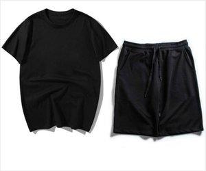 Hot sale Designer men Tracksuits Sportswear Men's Jogging Suits Short Sleeve T Shirt Shorts Spring Summer Casual Unisex Brand mens Clothing