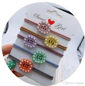 Neuer Multistyle-elastische Haar-Gummiband-Stempel Briefmarken Haar-Seil-Haar-Accessoires Geschenke für Qualitäts-Frauen
