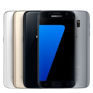 Refurbished Original Samsung Galaxy S7 G930P G930V Unlocked Mobile Phone Octa Core 4GB 32GB 5.1 Inch Android 6.0 12MP