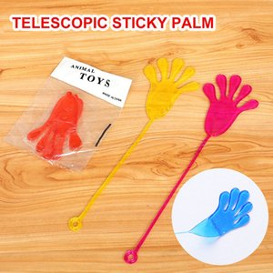 Home Pinata Fillers Funny Kids Elasticity Telescopic Sticky Palm Sticky Hands Party Favors Festive Party Supplies 10 Pcs