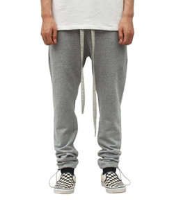 QoolXCWear 19SS Последний сезон High Street Хип-хоп стиль тумана 6 Jerry Sweatpants Slim Fit Хлопок досуг брюки брюки Уличная