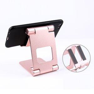 Отрегулировать портативный телефон Ленивый держатель крепление Универсальный Многоракурсность Складная Мобильный телефон Tablet Настольная подставка для iPhone для Samsung China Factory