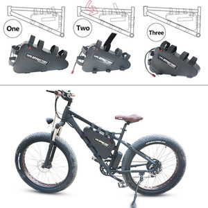 US EU AU Keine Steuer 48 V 20,3 Ah Lithium-Ionen-Elektro-Fahrradbatterie 1000 W 20 Ah Dreieck-EBike-Batterie mit USB für Bafang Motor
