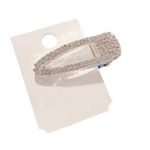 New Fashion Design Donna Perla Clip di capelli Bobby Pin Hairband Hairpin Barrette Pettine Accessorio regalo di gioielli per le donne