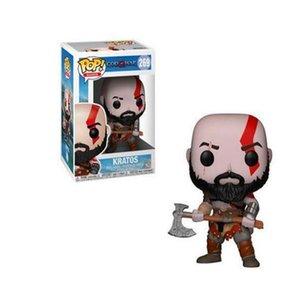 Funko POP Ares 4 Кратос фигурку украшения ручной игрушки # 269 ПВХ куклы игрушки с коробкой Коллекция