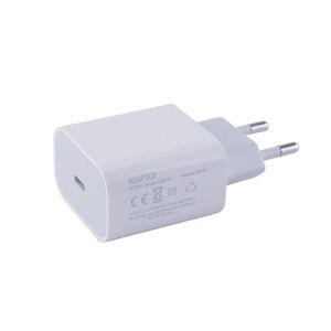 PD chargeur 18W usb c téléphone adaptateur type C Universal Plug EU UK US mur rapide pour iphone samsung Xiaomi moto huawei lg