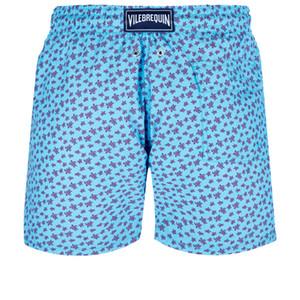 Vilebre MEN SWIMWEAR herringbones TARTARUGAS mais novo Casual Verão Shorts Homens Moda Estilo Mens Shorts bermudas de praia 50200