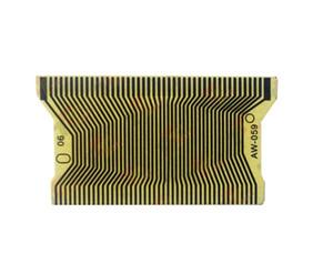 شقة للحرارة ختم كابل موصل الشريط FOR سيتروين DS3 XM LCD غادر عرض معلومات