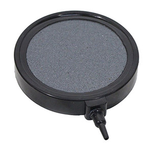 Aquarium Air Stone Disk Silent Oxygen Bubble Cutain Aerator for Fish Tank Ponds, 10cm 13cm 20cm Dia