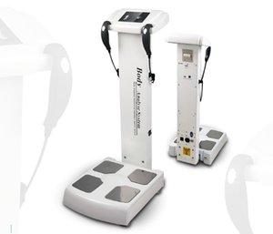 الرعاية الصحية مراقبة الدهون في الجسم آلة محلل BMI تكوين مكونات الجسم تحليل مقياس الوزن آلة قياس