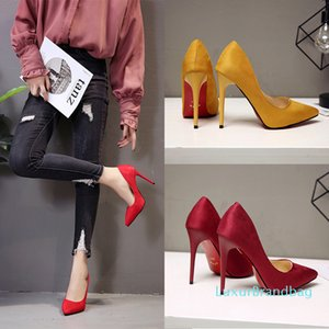 Pretty2019 Noodles Down Women's Singles Sexy Exceed Fine With Set Tiptoe Head Low Help Will Code Shoe Tide