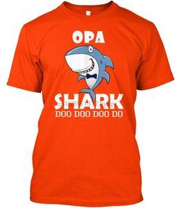 Hommes T-shirt Opa les femmes T-shirt des hommes T-shirt - marque à la mode politique 787% coton imprimé col rond T-shirts pas cher