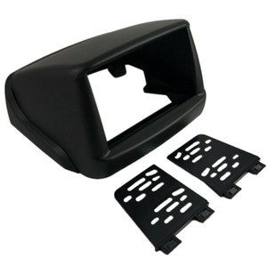 Car Stereo Radio DVD Panel o Mount Fascia Kit for Doblo 2002-2020 DVD Refitting Frame Dash Kit