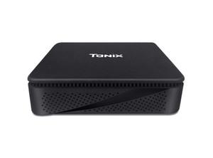 TV-Box Mini PC Windows 10 WiFi Tanix TX85 USB3.0 Atom 1000 Мбит / с Z8350 HD 64GB Wins Graphics BT4.0 x5