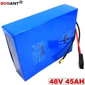 48V 45AH E - bike Bafang 용 리튬 배터리 BBSHD 1000W 2000W 2800W 전동 자전거 배터리 48V + 5A 충전기 무료 배송