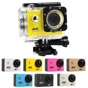 كاميرا مضادة للماء تحت الماء 4K SJ9000 Wifi HD 1080P الترا سبورت أكشن كاميرا DVR كاميرا الفيديو مع غلاف مقاوم للماء