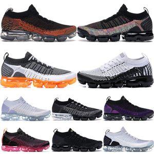 2019 Strick 2.0 Laufschuhe Männer Frauen Fly 1.0 Tier Pack Zebra Krokodil Triple Black Stylist Schuhe Sneakers Turnschuhe 36-45