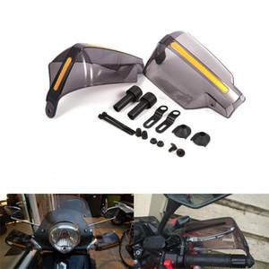 1 Pair Moto Manubrio protezione Gear motocross Scooter antivento Moto Mano Guard maniglia Protector Shield All'ingrosso