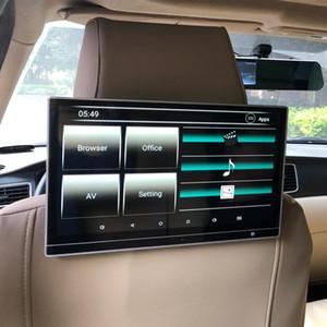 12.5 9.0 شاشة مراقبة الشاشة / سيارة ميراكاست سيارة مناسبة لمسة واي فاي / بلوتوث / USB / HDMI / مرآة للروبوت headrest الرياضة بوصة swvck