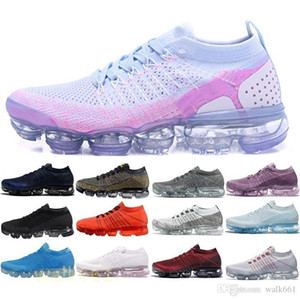 Vapormax 2020 En kaliteli Moda Casual ayakkabılar Spor Ayakkabılar için 2020 Yeni Geliş Erkekler Kadınlar Şok Yarışçı Ayakkabı