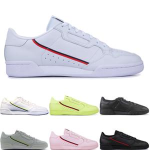 Adidas CONTINENTAL 80 Calabasas Heißer Verkauf Continental 80 Calabasas Powerphase Mode Freizeitschuhe Kanye West Aero blau Core schwarz OG weiß Designer Männer des chaussures