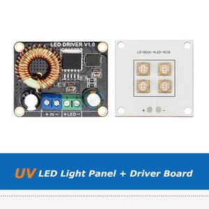 Pièces de lampe de lumière de source de lumière 3D de l'imprimante 3D + 30W V1.0 LED Boost Board Board pour SLA DLP