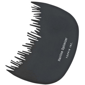 2020 Hot Beautiful Salon Beauty Products Hairline Optimizer Bangs Comb Hair dressing in stock with gift