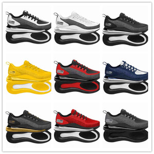 2020 Hot Sale Starry Golden Palm Shoes Full Cushioned Men Neon Triple Yellow Grey Sunset Metallic Silver Sports Running Shoes