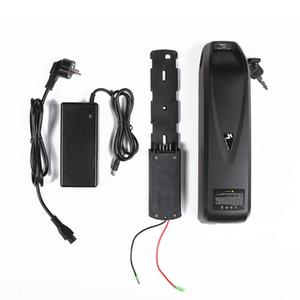 Alta qualità esterna Ciclismo E litio moto batteria agli ioni di 48v 12AH per 150W a 1000W di potenza del motore + caricabatteria