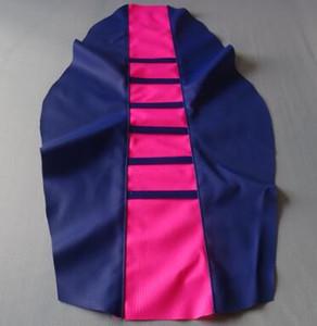 100 pcs mixte gros universel rose bleu siège couverture non glissante couverture Grip Moto Dirt Vélo pièces pour ktm sx / sxf / xc / xcw siège
