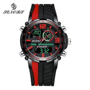 Senors Sports Watch Men Famous LED Digital Watches Male Clocks Men's Watch Relojes Deportivos Herren Uhren Reloj Homme