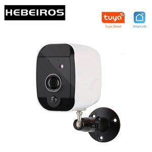 Tuya Wifi Camera 1080P Mini IP Bateria Camera PIR Áudio Outdoor Waterproof Segurança Wireless CCTV Smart Camera Vida APP