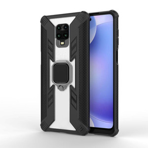 For Xiaomi Redmi Note 9 Case Radiant Loop Cool Rugged Combo Hybrid Armor Impact Protective Cover For Xiaomi Redmi Note 9