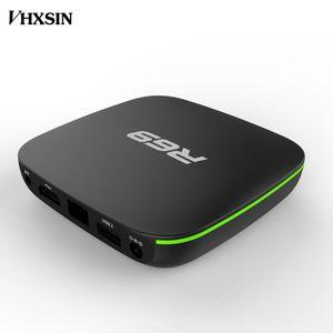 R69 Smart 1GB 8GB Allwinner H3 Quad-Core 2.4G Wifi Set Top Box 1080P HD Android 7.1 TV Box