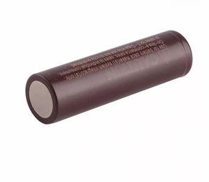Original 18650 Battery HG2 3000mah 30a Max Rechargeable High Drain Batteries Fits Ecig 18650 Box Mod LG 18650 Lithium Cell