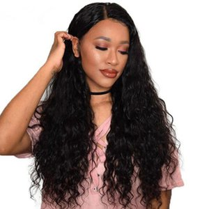 25 Inch Silike Afro Curly Wigs, Medium Brown Synthetic Long Wigs For Black Women, African Deep Curly Hair