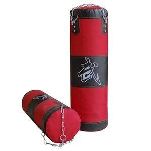 2019 yeni üç katmanlı sanda boks kum torbası asılı katı kum torbası taekwondo ev fitness yetişkin çocuk genel oxford tuval malzemesi