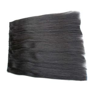 Nastro 100y di Remy nello stile diritto senza cuciture della parrucca di trama della pelle della cuticola completa di estensione dei capelli umani 40pcs / pac
