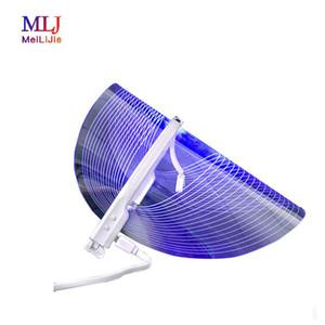 2019New buluş 3 Renkler ev ve güzellik salonu için Güzellik Enstrüman Maske LED Işık Terapi Yüz