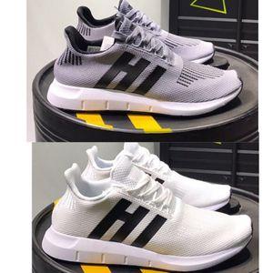 2018 Tübüler Gölge Örgü CQ2118 Runner Yine Üçlü siyah Beyaz kırmızı pk 3 M Primeknit Erkek Kadın Koşu Ayakkabıları spor Rahat Ayakkabılar SZ36-44