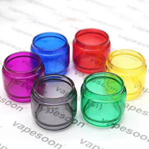 Tubo in vetro Pyrex con bulbo colorato Rainbow Rainbow per SMOK TFV12 Serbatoio da 7ml con serbatoio Prince Cobra Edition