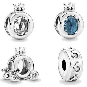 925 gümüş boncuklar pandora Bilezikleri'nin uyar 2019 Sonbahar gümüş Gevşek boncuk DIY takılar kadınların en yeni moda takı bilezik