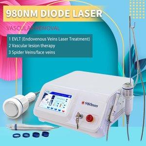 venta 980nm caliente diodo láser 10W 980nm diodo láser portátil máquina dispositivo de eliminación de 980 nm tratamiento vascular