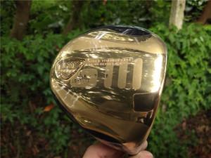 Playwell 20Playwell GIII 716 Gold Driver 4-Sterne Golf Driver Head 2016 Holz Eisen Putter Keil