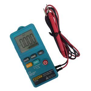 8000 Counts High Precise Digital Multimeter Pocket Portable Voltage Meter Tester Equipment
