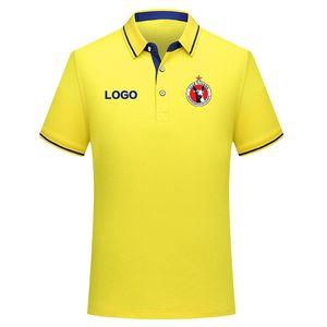 hommes coton mode été club tijuana football chemise polo manches courtes hommes de football cravate polo en jersey de formation polo Hommes Polos