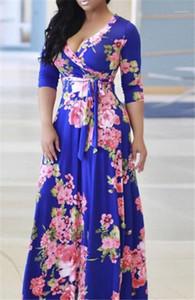 Bow Bind Panelled Женские Дизайнерские Платья Повседневная Женская Одежда Цветочный Принт Женские Платья Мода Нерегулярные